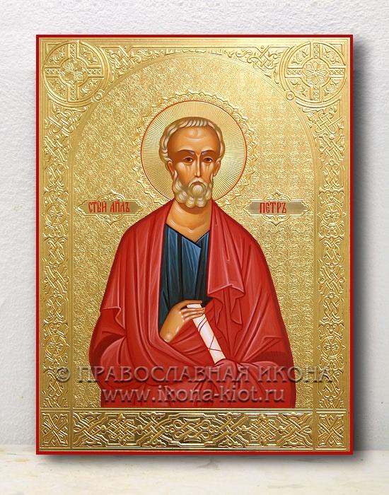 Икона «Петр, апостол» (образец №3)