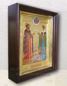 Икона «Петр и Феврония» (образец №23)