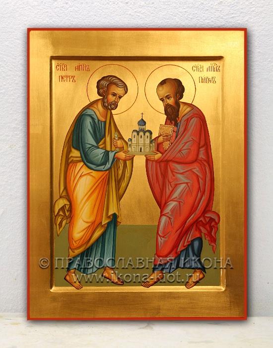 12 июля православная церковь отмечает День славных и всехвальных первоверховных апостолов Петра и Павла.