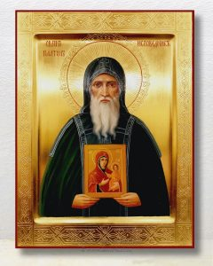 Икона «Платон исповедник»