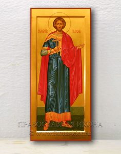 Икона «Платон мученик» (образец №3)