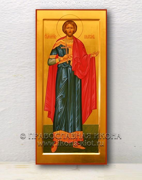 Икона «Платон, мученик» (образец №3)