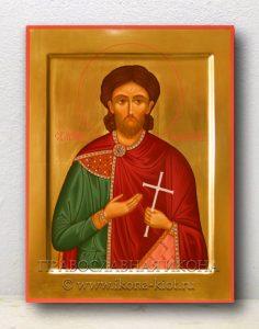 Икона «Платон мученик» (образец №4)