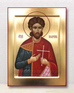 Икона «Платон мученик» (образец №5)