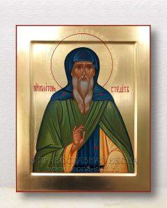 Икона «Платон Студийский, преподобный» (образец №1)