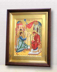 Икона «Благовещение Пресвятой Богородицы» (образец №2)