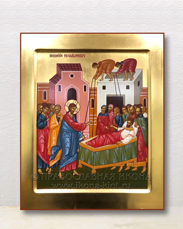 Икона «Исцеление расслабленного» (образец №2)