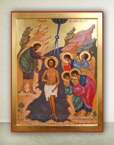 Икона «Крещение Господне (Святое Богоявление)» (образец №3)
