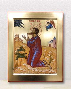 Икона «Моление о чаше» (образец №1)