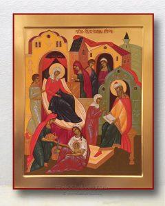 Икона «Рождество Иоанна Предтечи»