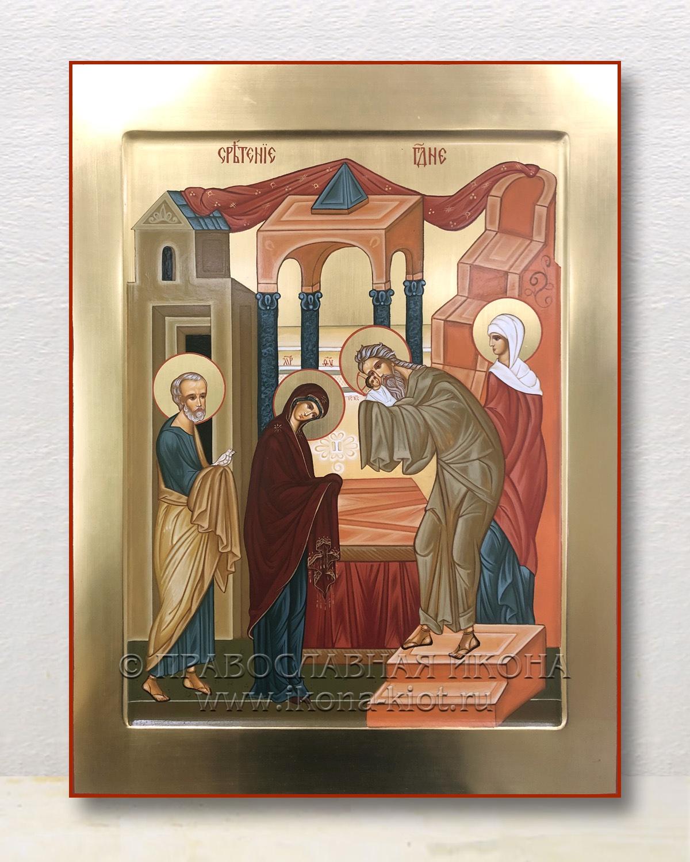 Икона «Сретение Господне» (образец №3)
