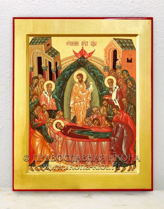 Икона «Успение Пресвятой Богородицы» (образец №1)