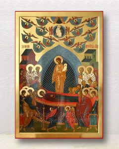 Икона «Успение Пресвятой Богородицы» (образец №3)