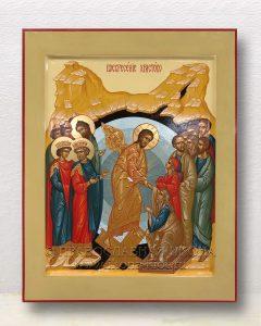 Икона «Воскресение Христово» (образец №3)