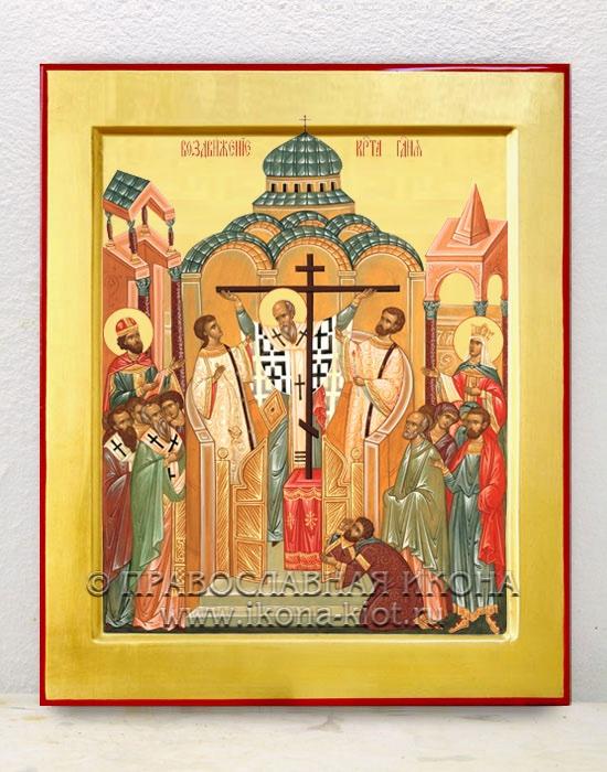 Икона Воздвижение Креста Господня ...: www.ikona-kiot.ru/ikona/pr-vozdvizhenie.html
