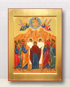 Икона «Вознесение Господне»