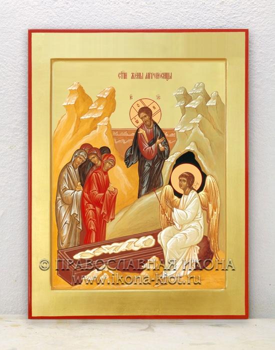 Икона «Жены Мироносицы» (образец №1)