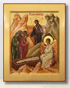 Икона «Жены Мироносицы» (образец №2)