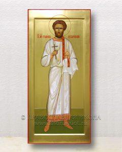 Икона «Роман Кесарийский» (образец №2)