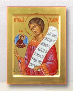 Икона «Роман Сладкопевец, преподобный» (образец №3)