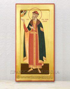 Икона «Роман Угличский князь» (образец №2)