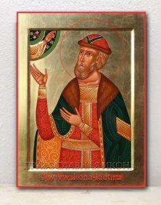 Икона «Роман Угличский князь» (образец №1)