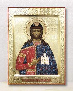 Икона «Роман Угличский князь» (образец №3)