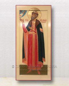 Икона «Роман Угличский князь» (образец №4)