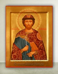 Икона «Ростислав, князь» (образец №1)