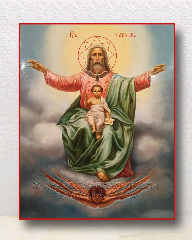Икона «Господь Саваоф»