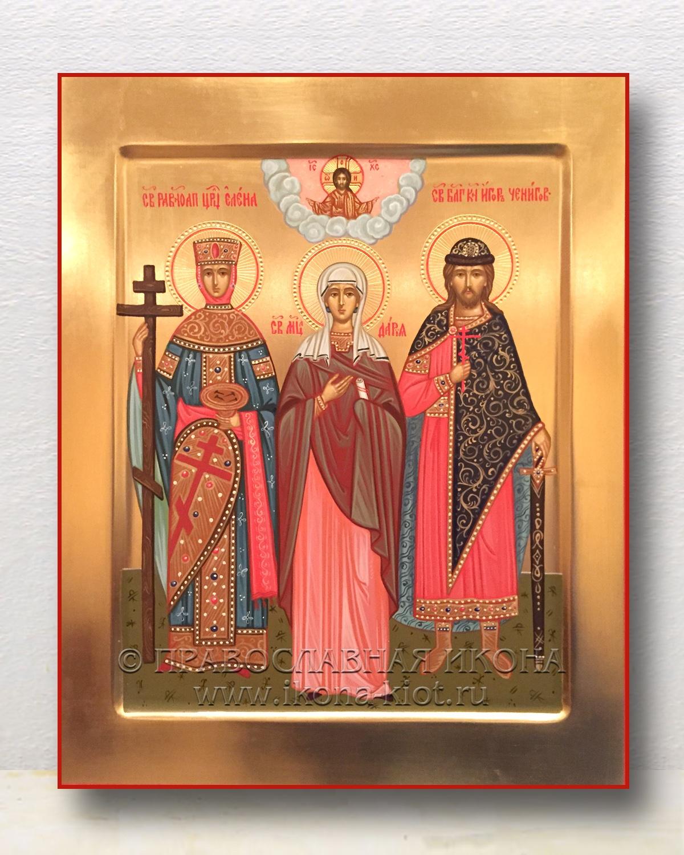 Семейная икона (3 фигуры)