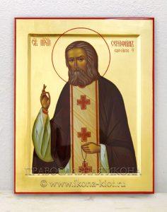 Икона «Серафим Саровский, преподобный» (образец №1)