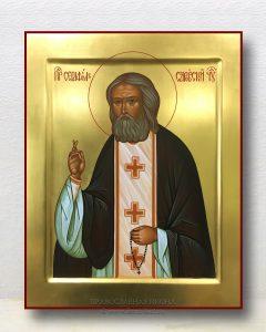 Икона «Серафим Саровский, преподобный» (образец №10)