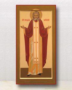 Икона «Серафим Саровский, преподобный» (образец №11)