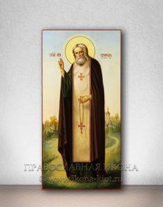 Икона «Серафим Саровский, преподобный» (образец №14)