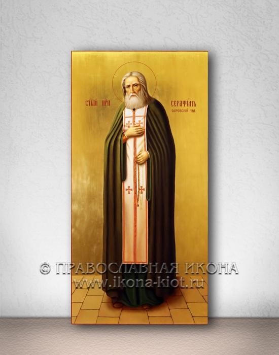 Икона «Серафим Саровский, преподобный» (образец №15)