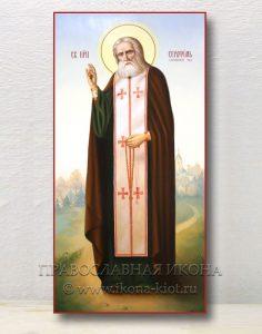 Икона «Серафим Саровский, преподобный» (образец №16)