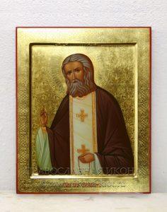 Икона «Серафим Саровский, преподобный» (образец №19)