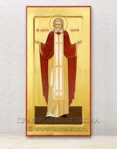 Икона «Серафим Саровский, преподобный» (образец №2)