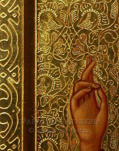Икона «Серафим Саровский, преподобный» (образец №21)