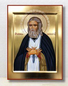 Икона «Серафим Саровский, преподобный» (образец №23)
