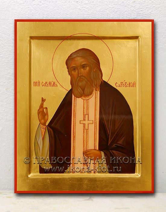 Икона «Серафим Саровский, преподобный» (образец №4)