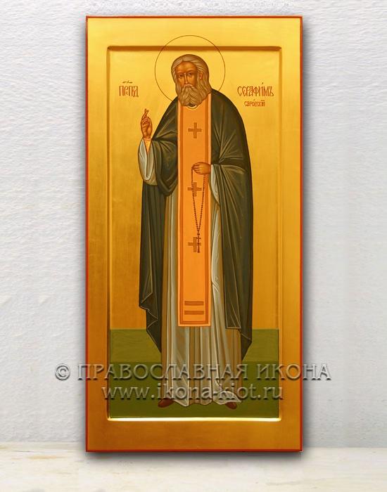 Икона «Серафим Саровский, преподобный» (образец №5)