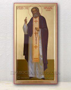 Икона «Серафим Саровский, преподобный» (образец №6)