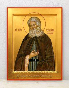 Икона «Серафим Саровский, преподобный» (образец №7)