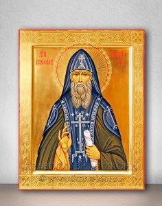 Икона «Серафим Вырицкий» (образец №1)