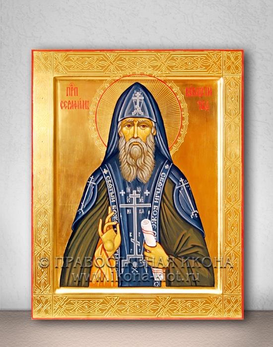 Икона «Серафим Вырицкий»