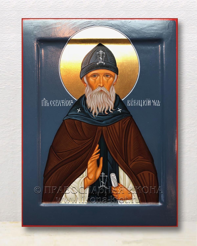 Икона «Серафим Вырицкий» (образец №2)