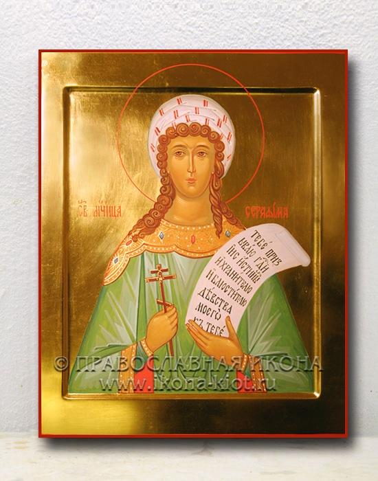 Икона «Серафима Римская, мученица» (образец №2)