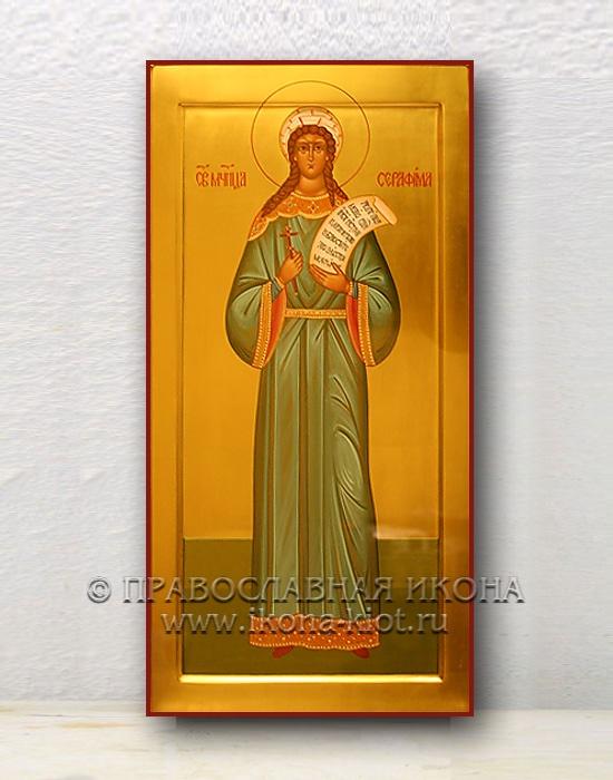 Икона «Серафима Римская, мученица» (образец №3)